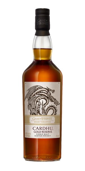 Cardhu Gold Reserve, Game of Thrones House Targaryen