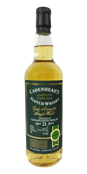 Glen Elgin 21 Years Old (Cadenhead)