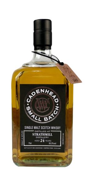 Strathmill 24 Years Old (Cadenhead)
