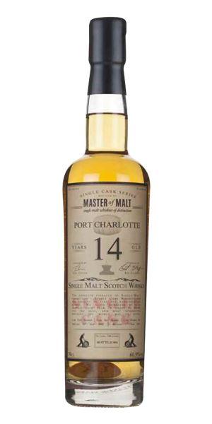 Port Charlotte 14 Years Old (Master of Malt)