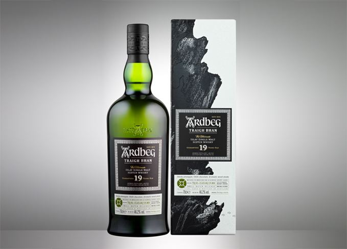 Ardbeg Traigh Bhan 19 year old single malt whisky