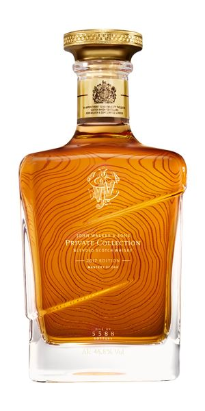 John Walker & Sons Private Collection, 2017 Edition