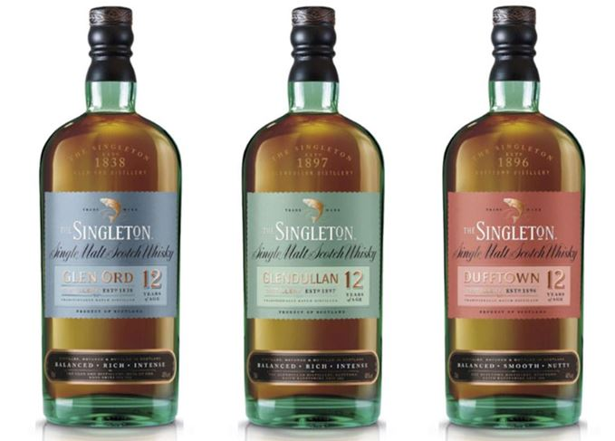The Singleton rebrand