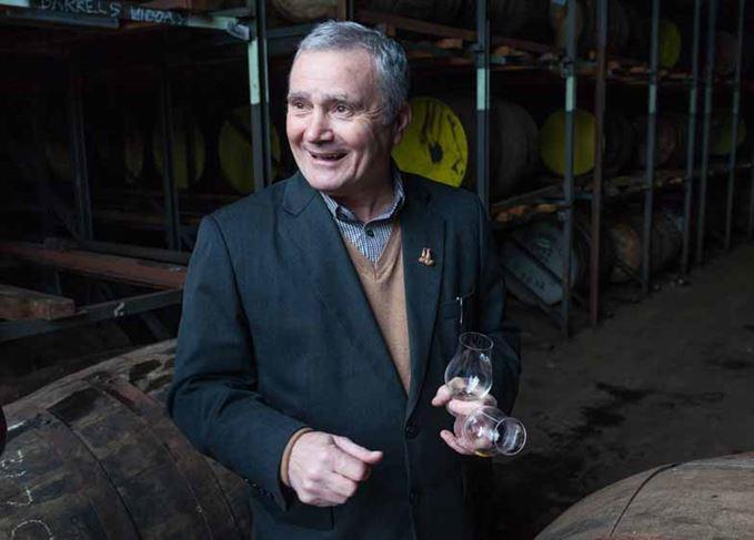Willie Cochrane Jura distillery