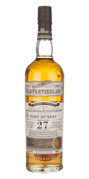 Port Dundas 27 Years Old (Douglas Laing)