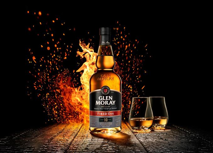 Glen Moray Fired Oak
