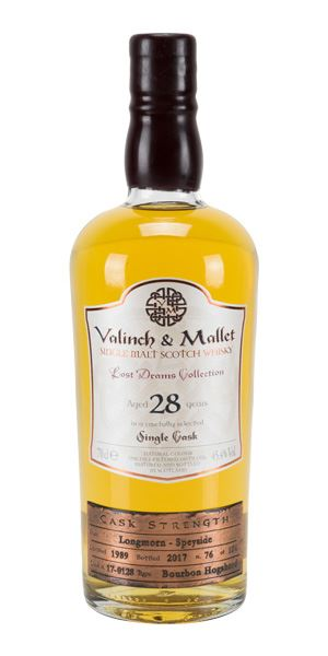 Longmorn 28 Years Old, 1989 (Valinch & Mallet)