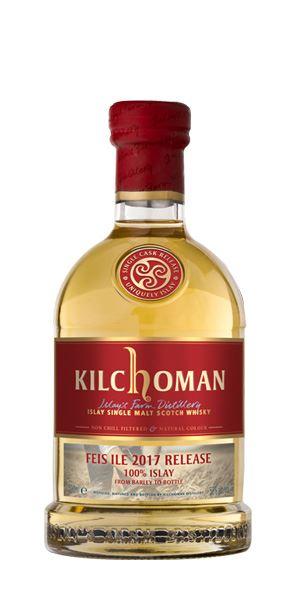Kilchoman Fèis Ìle 2017 Release 100% Islay