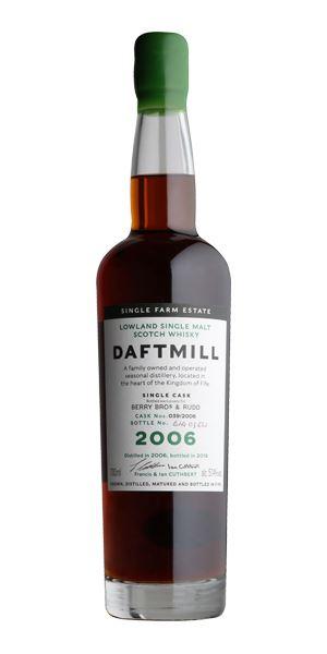 Daftmill 2006 single cask #39 (Berry Bros & Rudd)