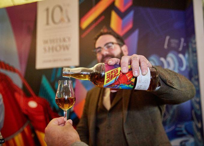 Whisky Show 2018 anniversary bottlings