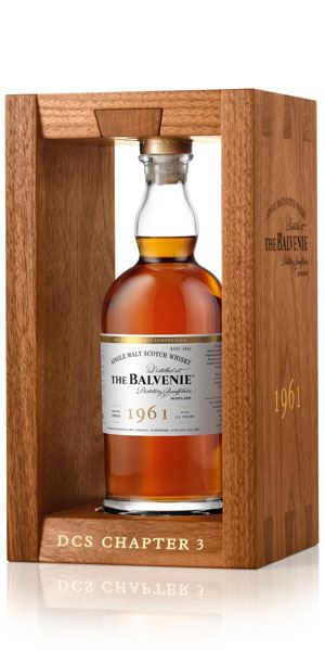 Balvenie DCS Compendium 1961, 55 Years Old, Cask 4193