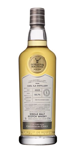 Caol Ila 16 Years Old, 2003, Connoisseurs Choice (G&M)