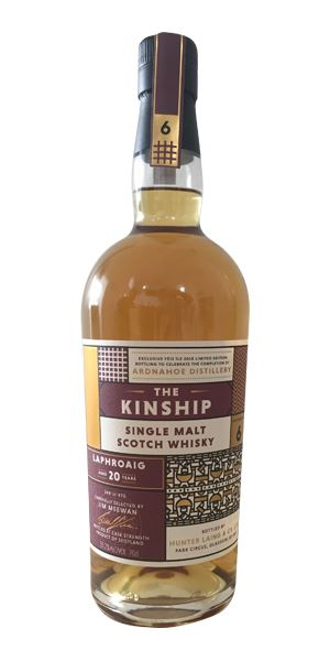 Laphroaig 20 Years Old, The Kinship (Hunter Laing)