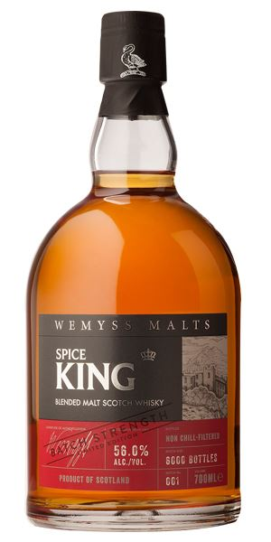 Spice King Batch Strength (Wemyss Malts)