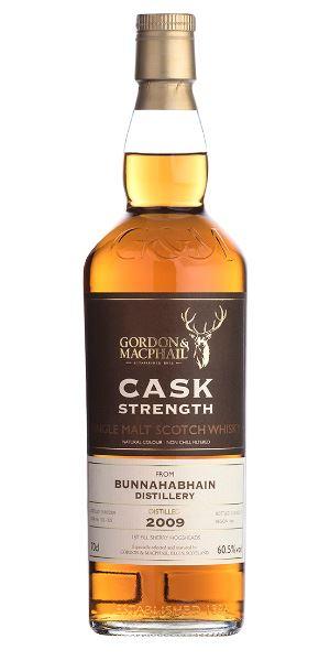 Bunnahabhain 2009 Cask Strength (Gordon & MacPhail)