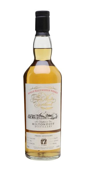 Miltonduff 17 Years Old (Single Malts of Scotland)