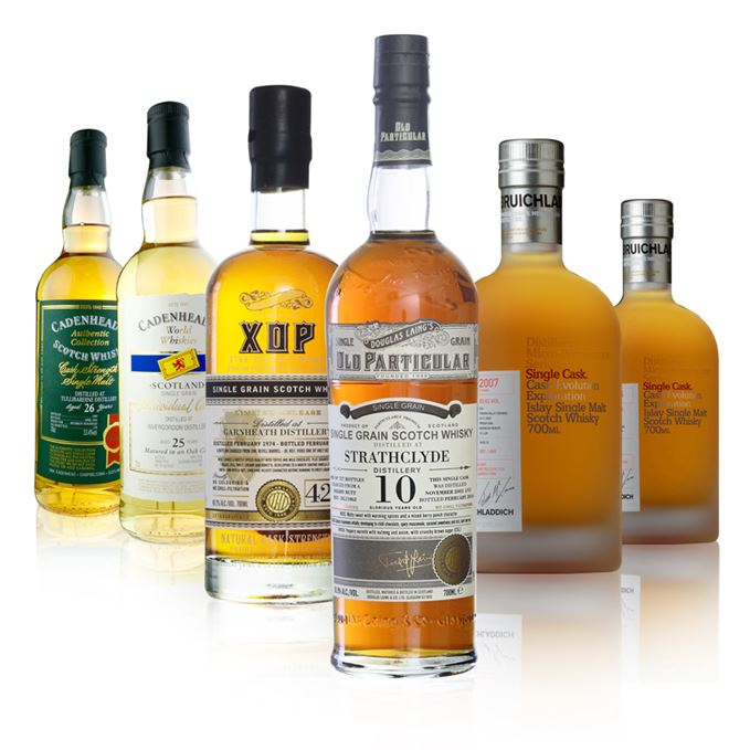 New whiskies: Batch 39