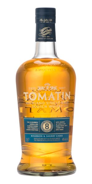 Tomatin 8 Years Old