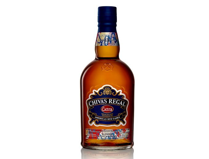 Chivas Extra 13 Rye whiskey finish
