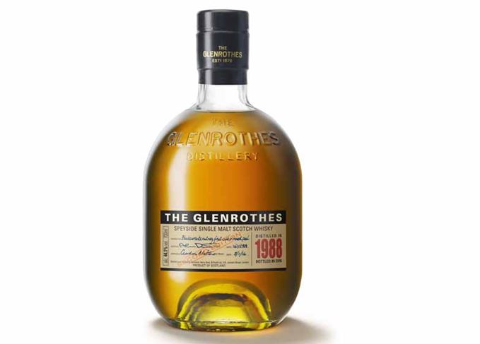 Glenrothes 1988 2nd Edition