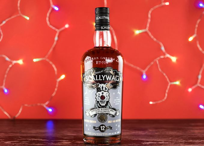 Scallywag's third Red-Nosed Reindeer whisky