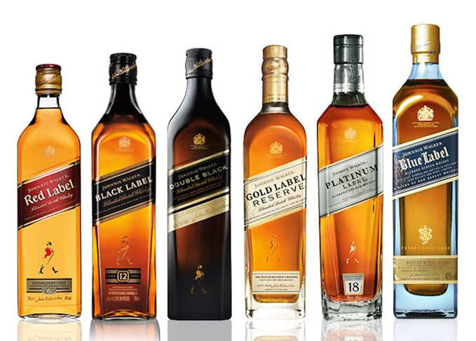 Is Johnnie Walker craft