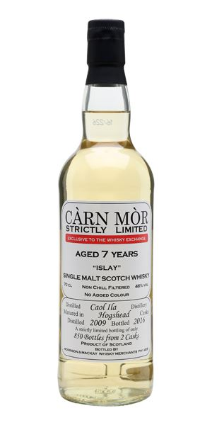 Caol Ila 7 Years Old (Càrn Mòr)