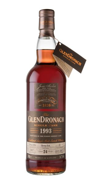 GlenDronach 24 Years Old, 1993, Cask #55