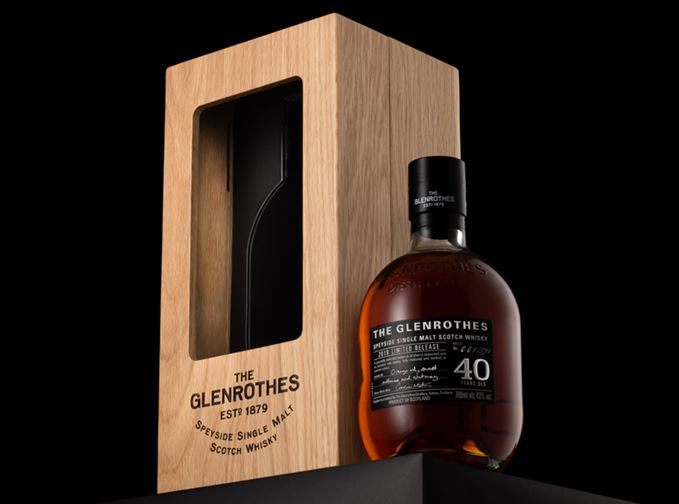 Glenrothes 40 Year Old