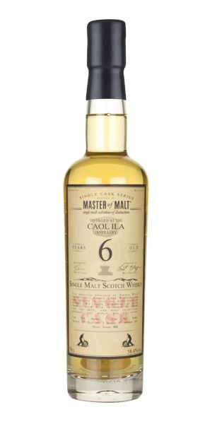 Caol Ila 6 Years Old (Master of Malt)