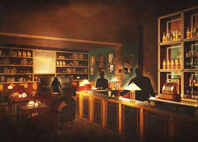 Spice and Rye bar celebrates Glenmorangie Spios