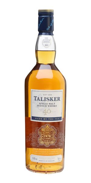 Talisker 40 Years Old, 1978, 'The Bodega Series'
