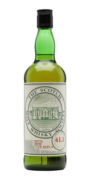 Brora 1976 (bottled 1989), 61.1 (SMWS)