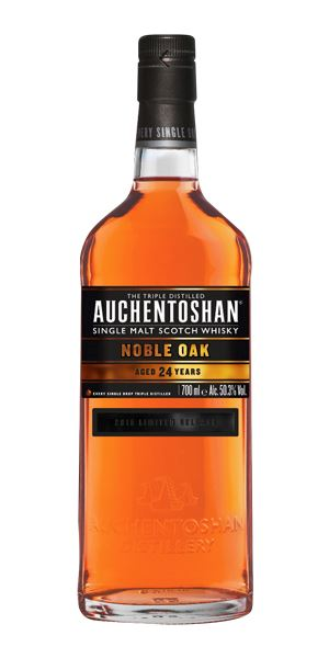Auchentoshan Noble Oak, 24 Years Old