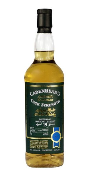Laphroaig 19 Years Old, 1998 (Cadenhead)
