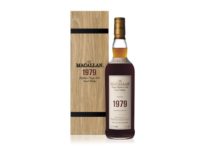 Macallan 1979 Fine and Rare
