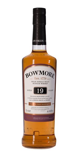 Bowmore 19 Years Old, French Oak Barrique
