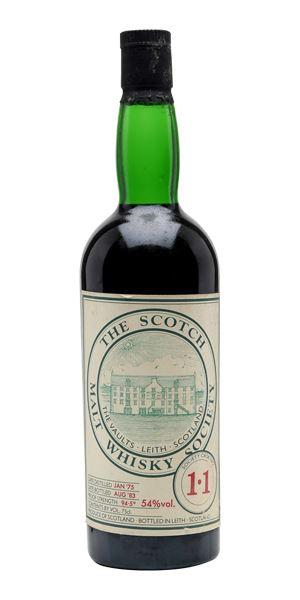 Glenfarclas 1975 (bottled 1983), 1.1 (SMWS)