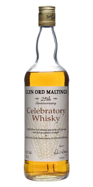 Glen Ord 1969 Celebratory Whisky