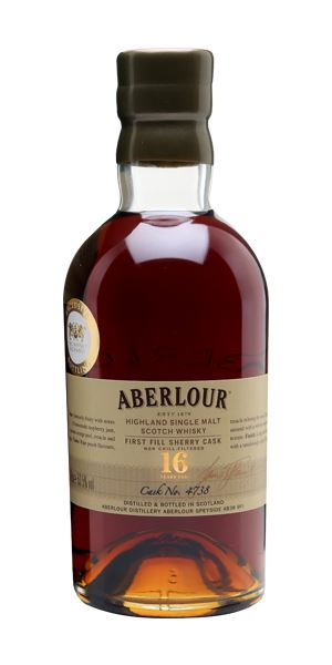Aberlour 16 Years Old Single Cask