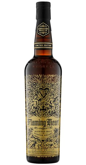 Flaming Heart (Compass Box)