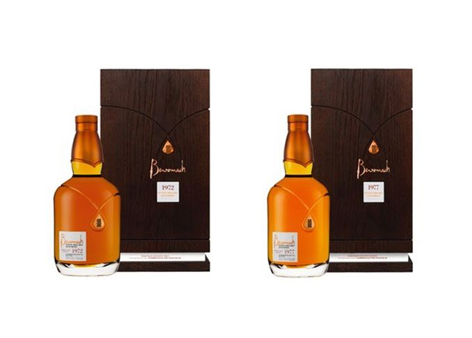 Benromach Heritage 1972 and Benromach Heritage 1977