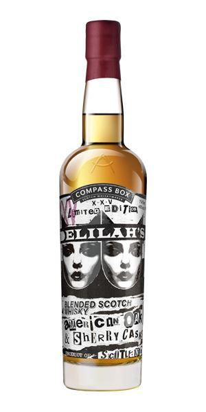 Delilah's XXV (Compass Box)