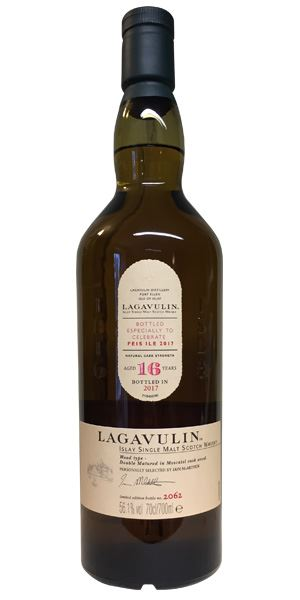 Lagavulin 16 Years Old (Fèis Ìle 2017)