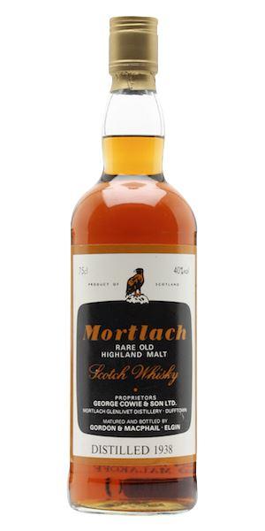 Mortlach 1938 (Gordon & MacPhail)