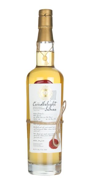 Glentauchers 20 Years Old, 1997, Candlelight Series (Whisky Illuminati)