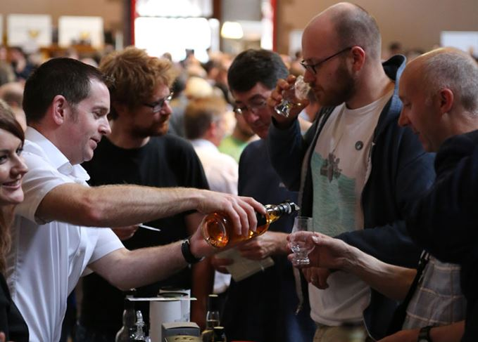 Edinburgh Whisky Fringe 2016