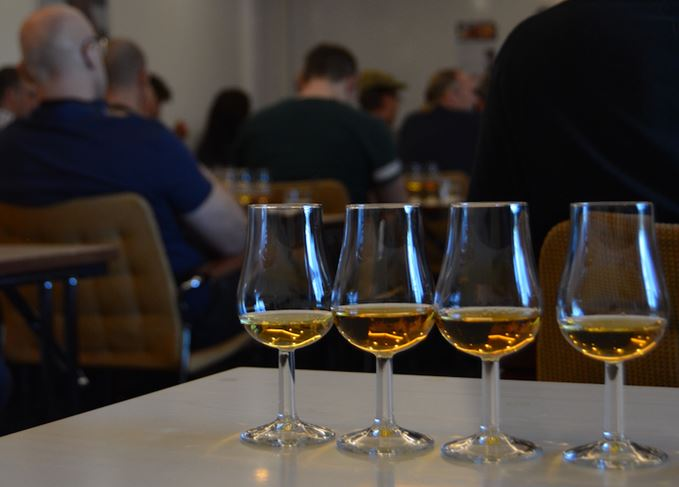 Whisky masterclass Way I See It