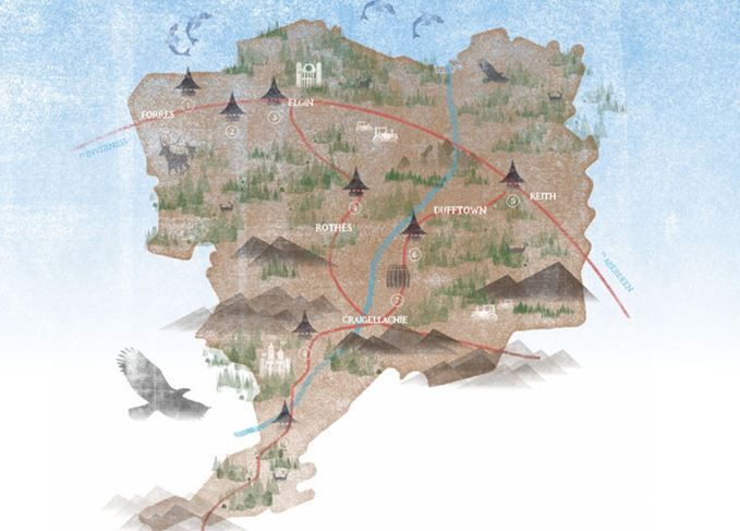 The Malt Whisky Trail
