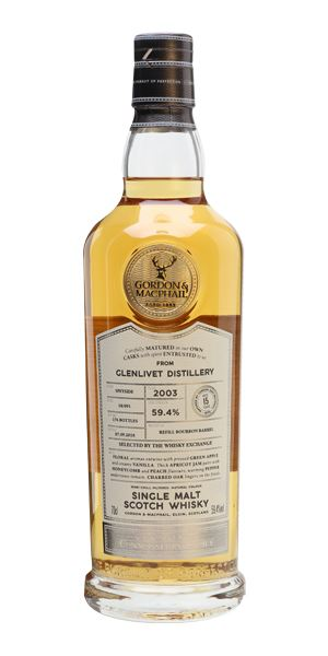 The Glenlivet 15 Years Old (Gordon & MacPhail)